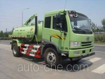 Yajie BQJ5101GXE suction truck