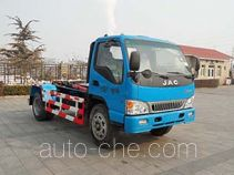 Yajie BQJ5101ZXXH detachable body garbage truck