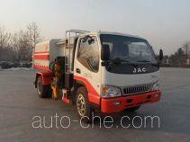 亚洁牌BQJ5101ZZZH型自装卸式垃圾车