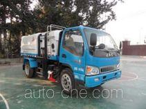 亚洁牌BQJ5102ZZZH型自装卸式垃圾车