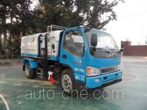 Yajie BQJ5102ZZZH self-loading garbage truck