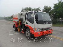 亚洁牌BQJ5103ZZZH型自装卸式垃圾车