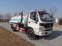 Yajie BQJ5120GXEB suction truck