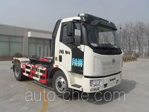 Yajie BQJ5120ZXX detachable body garbage truck