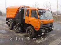 Yajie BQJ5141TSL street sweeper truck