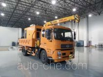 Yajie BQJ5160TPSD high flow emergency drainage and water supply vehicle