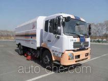 Yajie BQJ5160TSLDL street sweeper truck