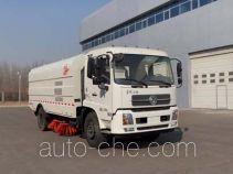 Yajie BQJ5160TSLE5 street sweeper truck