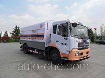 Yajie BQJ5160TXSD street sweeper truck