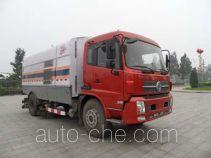 Yajie BQJ5160TXSDL street sweeper truck