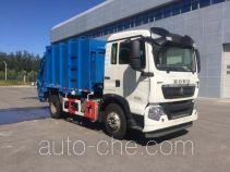 亚洁牌BQJ5160ZYSE5型压缩式垃圾车