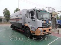 Yajie BQJ5161TXSD street sweeper truck