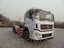Yajie BQJ5250ZXXD detachable body garbage truck