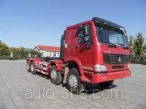 Yajie BQJ5310ZXXZ detachable body garbage truck