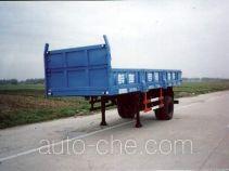 皖交牌BQX9101Z型自卸半挂车