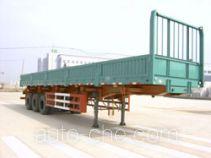 Wanjiao BQX9285ZCF dump trailer