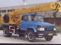 Anli  QY8C BQZ5100JQZ8C truck crane