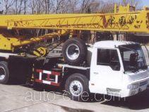 Anli  QY16L BQZ5248JQZ16L truck crane