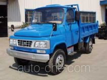 Baoshi BS1415CD1 low-speed dump truck