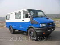 Baoshi BSJ5050TSJ60 well test truck