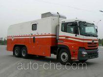 Baoshi BSJ5252TCJ70 logging truck