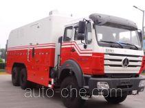 Baoshijixie BSJ5255TCJ01 logging truck