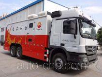 Baoshijixie BSJ5257TCJ logging truck