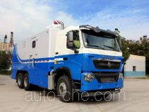 Baoshijixie BSJ5259TCJ02 logging truck