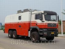 宝石牌BSJ5280TCJ70型测井车