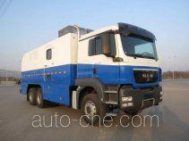 Baoshi BSJ5281TCJ70 logging truck