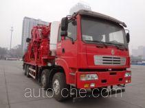 Baoshijixie BSJ5400TLG coil tubing truck