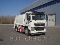 Chiyuan BSP5121ZYS garbage compactor truck