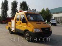 Yanshan BSQ5040XZM rescue vehicle with lighting equipment
