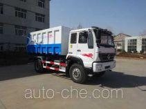 Yanshan BSQ5160ZLJ dump garbage truck