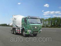 Yanshan BSQ5257GJBLN38 concrete mixer truck