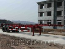Yanshan BSQ9350TJZK container carrier vehicle
