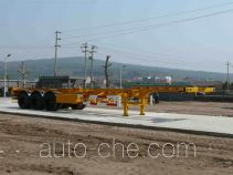 Yanshan BSQ9370TJZK container carrier vehicle