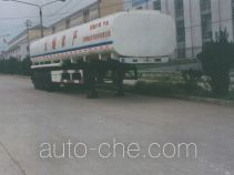 Yanshan BSQ9380GYY oil tank trailer