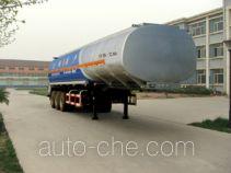 Yanshan BSQ9400GHY chemical liquid tank trailer