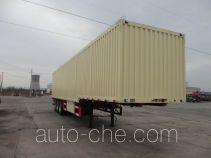 Bashente BST9400XXY box body van trailer