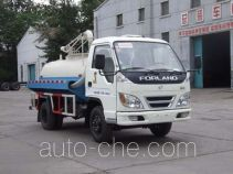 Sanxing (Beijing) BSX5040GXW sewage suction truck