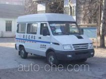 Sanxing (Beijing) BSX5040TSJ well test truck