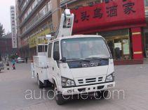 Sanxing (Beijing) BSX5064JGK aerial work platform truck