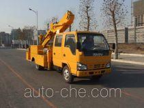 Sanxing (Beijing) BSX5065JGK aerial work platform truck