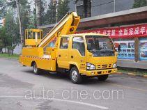 Sanxing (Beijing) BSX5073JGK aerial work platform truck