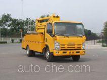 Sanxing (Beijing) BSX5080JGK aerial work platform truck