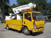 Sanxing (Beijing) BSX5100JGKA aerial work platform truck