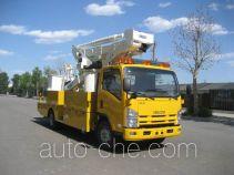 Sanxing (Beijing) BSX5104JGK aerial work platform truck