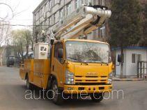 Sanxing (Beijing) BSX5104JGKA aerial work platform truck