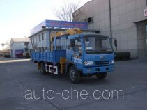 Sanxing (Beijing) BSX5120JSQ truck mounted loader crane